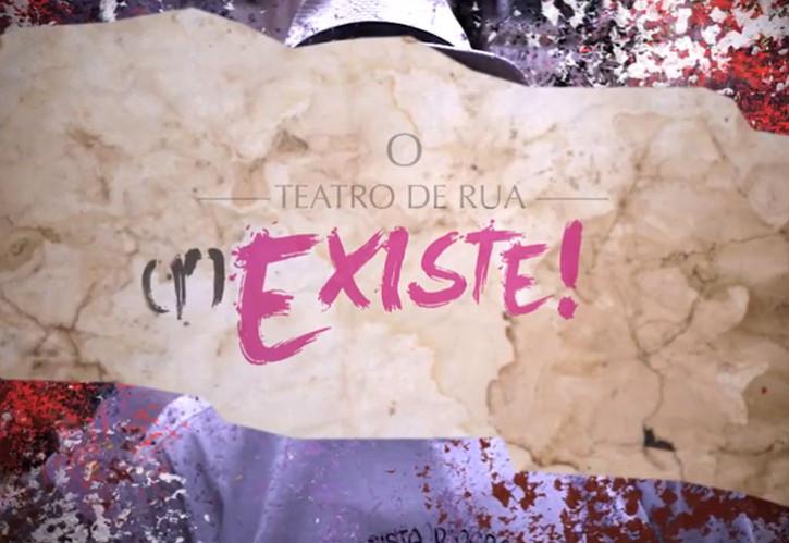 TEATRO DE RUA (R) EXISTE